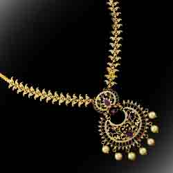 CZ CHAIN NECKLESS