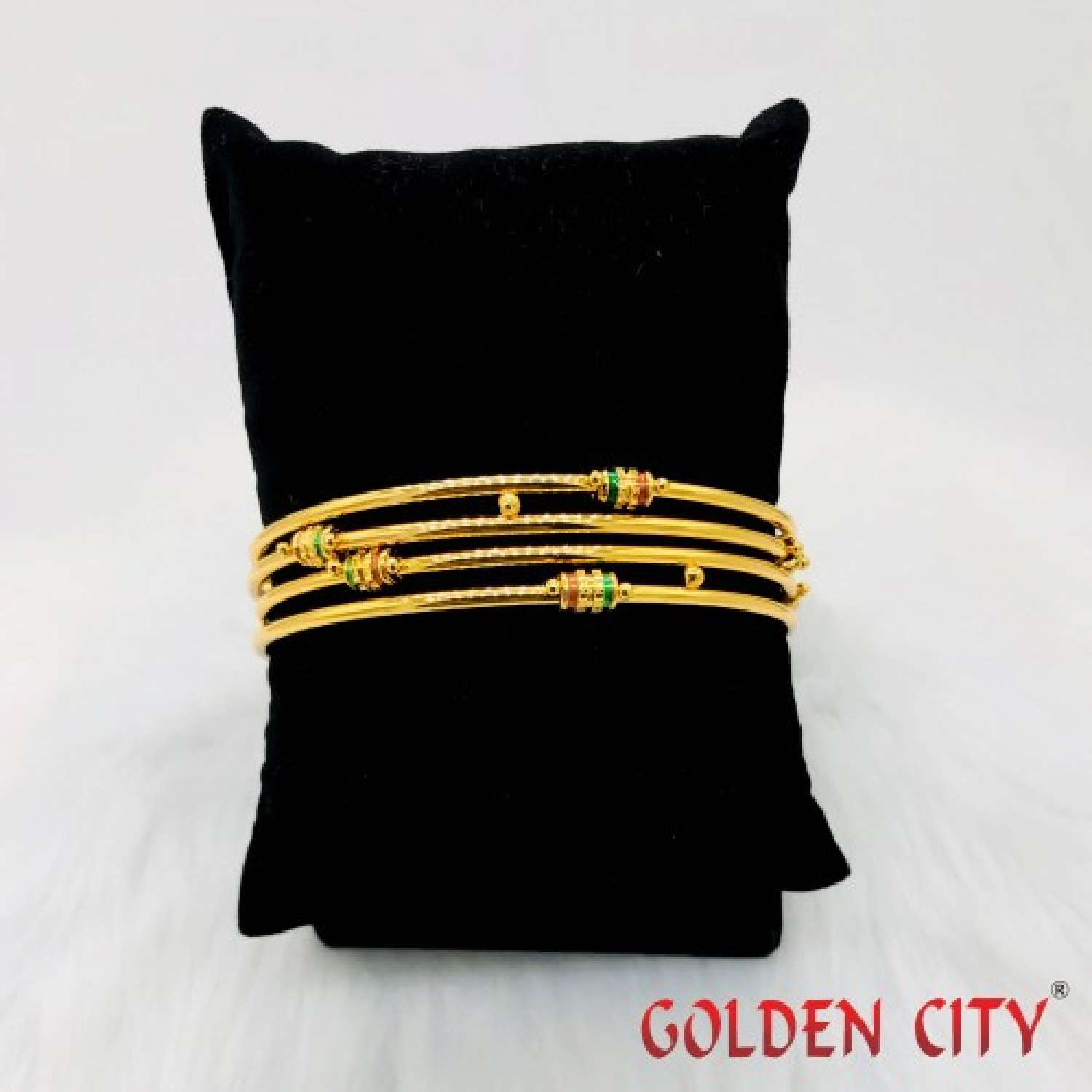 AY 849 Fancy Bangles 2.4