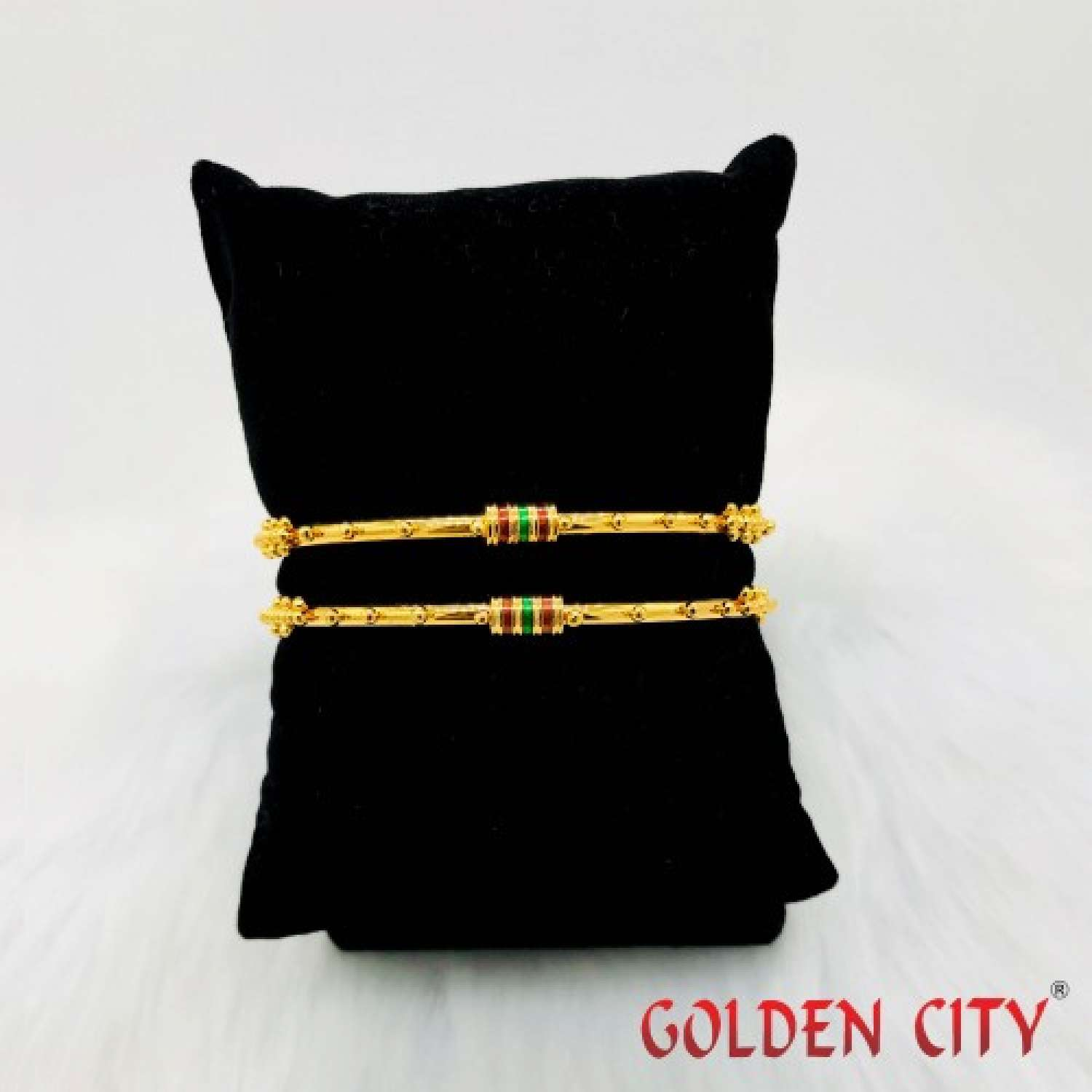 AY 873 Fancy Bangles 2.4