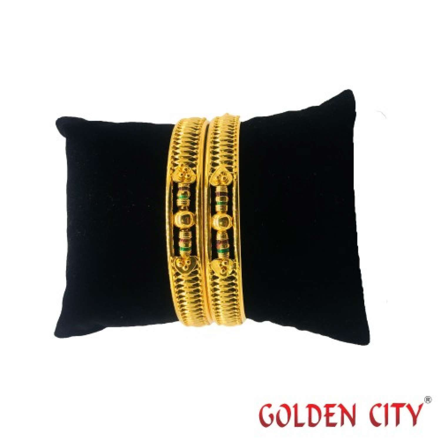 AY 874 Fancy Bangles 2.4