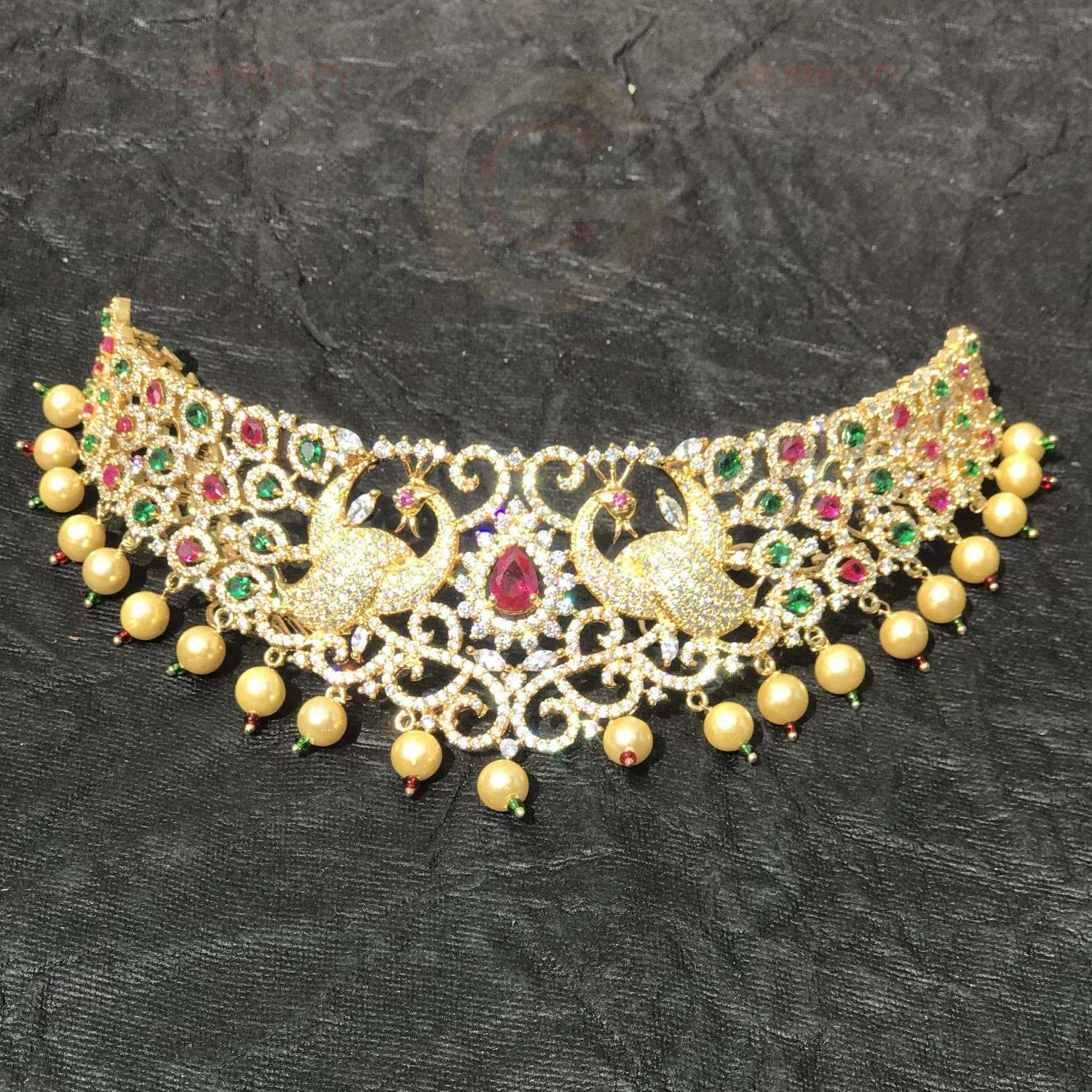 CZ CHOKER  G4  COLOUR MULTI