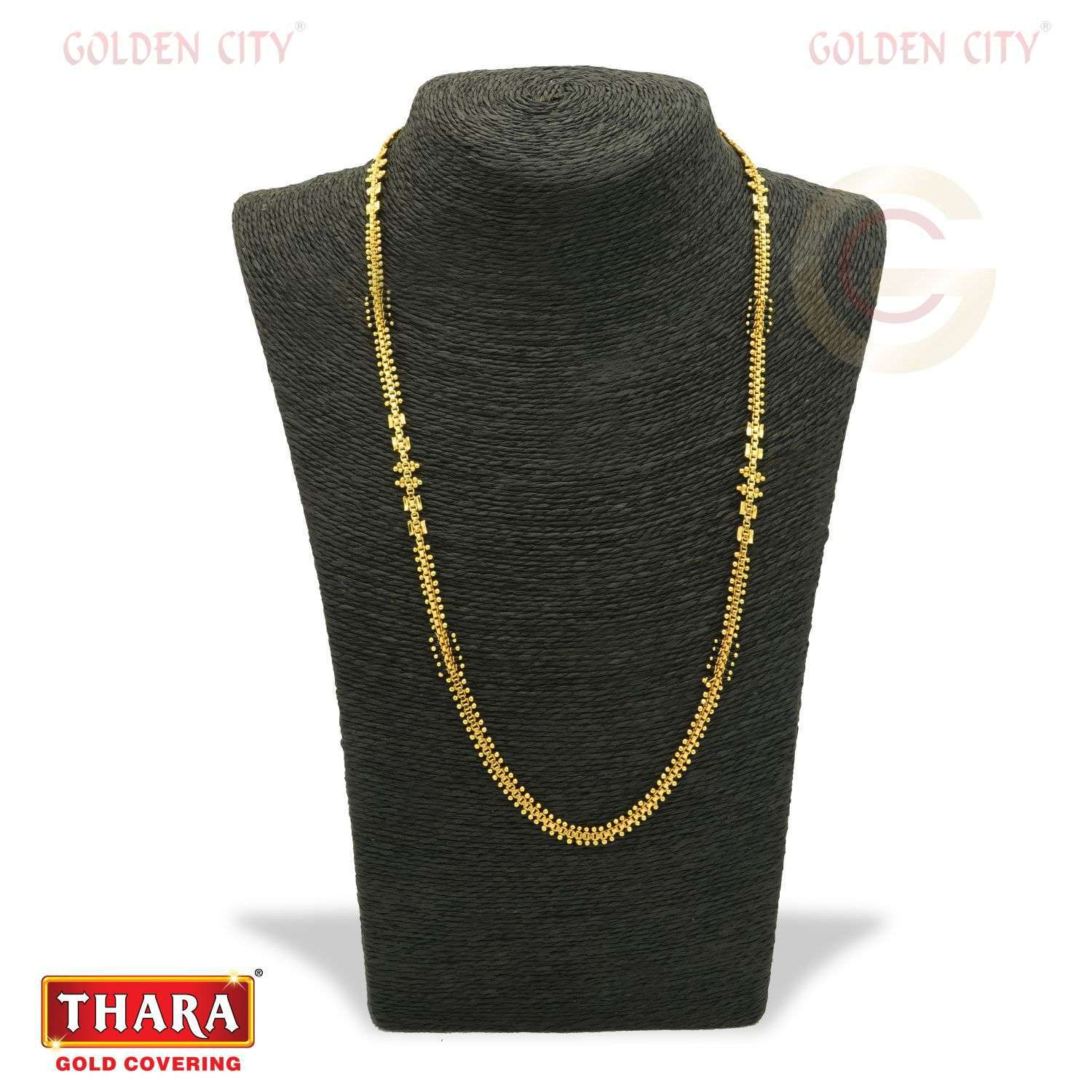 24 RAJCOT BLACK Fancy chain