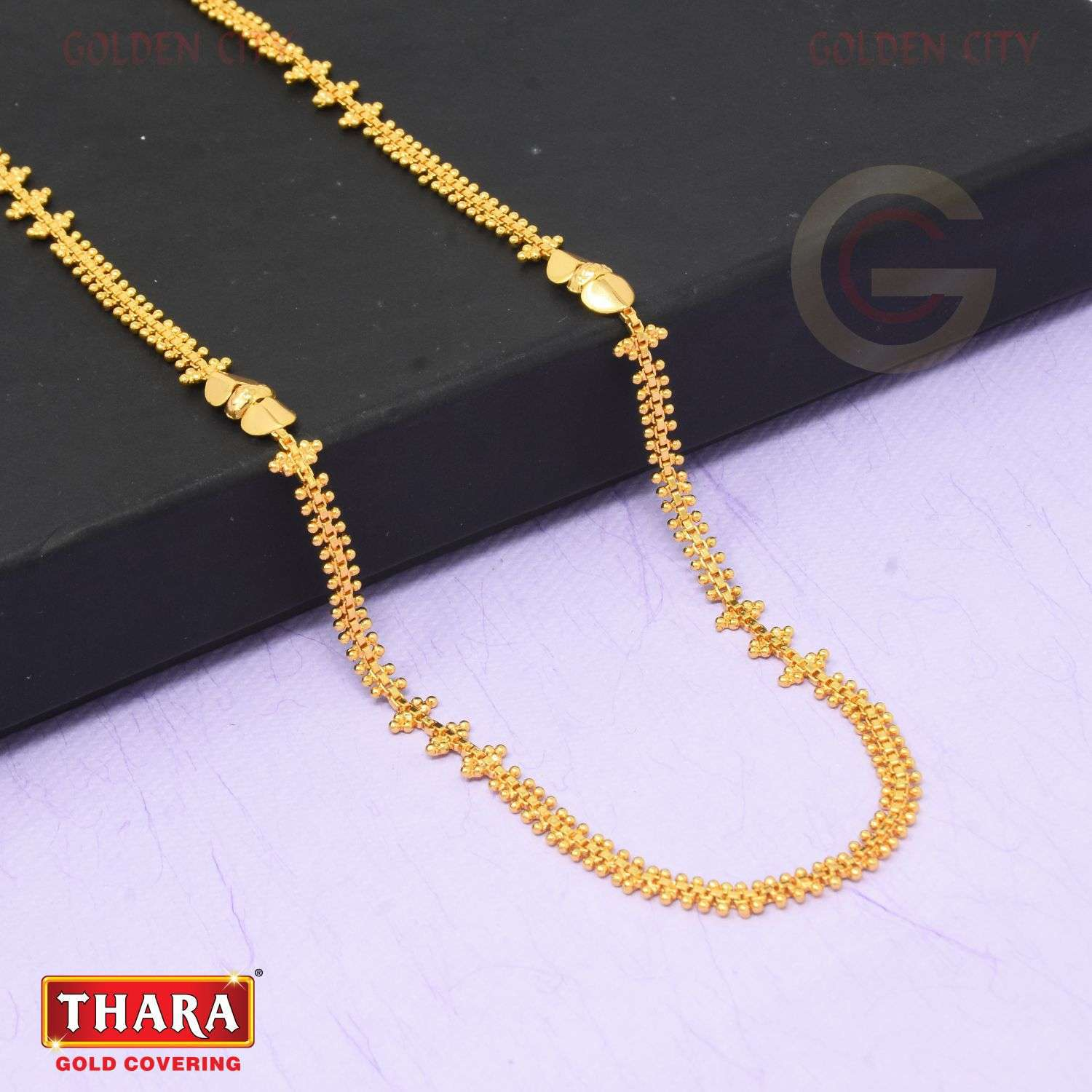 24 RAJCOT HEART Fancy chain